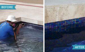 Calcium Removal Aquaman Pools Pool Cleaning Services